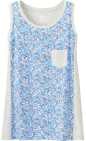 Uniqlo Women's LIBERTY LONDON Graphic Tank Top
