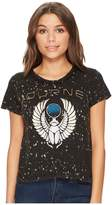 Lucky Brand Metallic Journey Tee Women's T Shirt