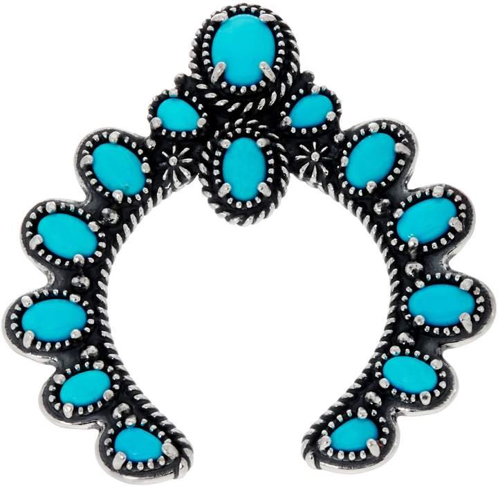 American West Sleeping Beauty Turquoise Naja Enhancer