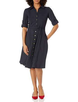 Sharagano Women's Shirtdress