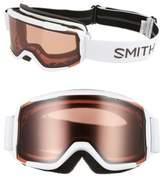 Smith Girl's 'Daredevil' Snow Goggles - Black/ Rc36