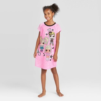 L.O.L. Surprise! Girs' .O.. Surprise! Nightgown - 10