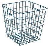 Room Essentials Wire Cube Storage Bin - Turquoise