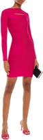 Thumbnail for your product : Herve Leger Cutout Bandage Mini Dress
