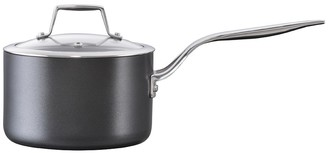 Cuisinepro Diamond 9 Hard Anodised Aluminium Non-Stick Saucepan 16 x 10cm