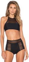 Rachel Pally Mesh Coronado Bikini Top