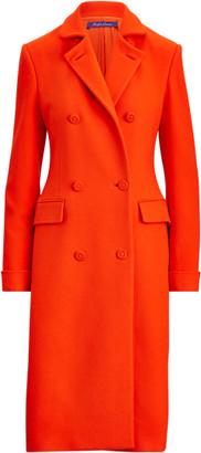 Ralph Lauren Kamilla Virgin Wool Coat