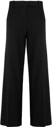 Circolo 1901 High-Waisted Tailored Trousers