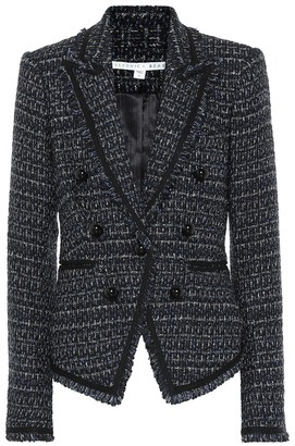 Veronica Beard Cooke Dickey tweed blazer