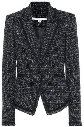 Veronica Beard Cooke Dickey tweed blazer