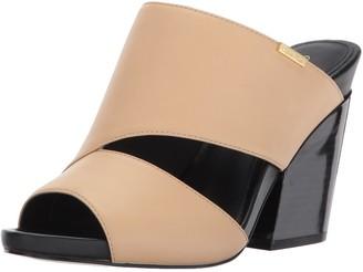 Calvin Klein Women's EFA Wedge Sandal