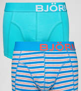 Bjorn Borg 2 Pack Trunks