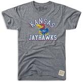 Original Retro Brand Boys' Kansas Jayhawks Tee - Big Kid