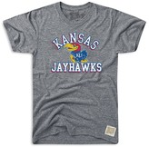 Original Retro Brand Boys' Kansas Jayhawks Tee - Sizes 2-7