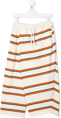 Marni Striped Trousers