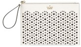 Kate Spade Cameron Street - Bella Leather Pouch - White
