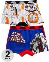 Star Wars Starwars 2 Pack Of Trunks