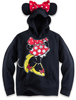 Disney Minnie Mouse Hoodie with Ears for Girls