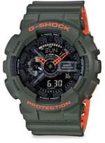 G-Shock Gravity Master Analog-Digital Strap Watch