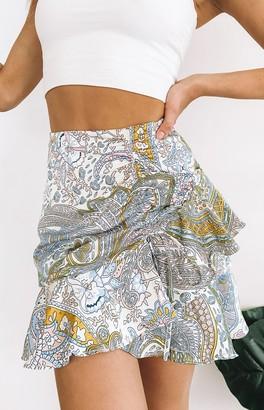 Bb Exclusive Havana Skirt Paisley