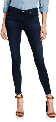 AG Jeans The Legging Ankle Jeans, Coal Gray
