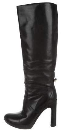 99381258df8 Knee high platform boots