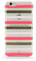 Kate Spade Read Between The Lines iPhone 6 Case