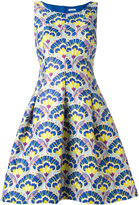 P.A.R.O.S.H. Polline dress - women - Polyester/Acetate/Viscose/Polyimide - S
