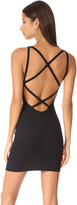 LnA Strapped Cami Dress