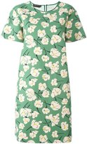 Rochas floral shirt dress - women - Silk/Cotton - 38