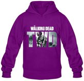 NEOLBOOS Men's The Walking Dead Punk Hoodies Sweatshirt Size US