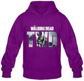 NEOLBOOSen's The Walking Dead Skateboard Hoodies Sweatshirt Size US
