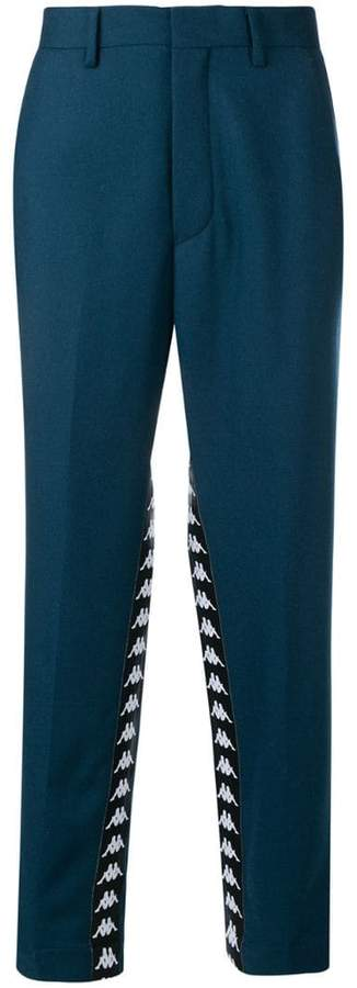 Kappa x Danilo Paura tailored trousers