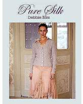 Blissliving Home Debbie Bliss Knitting Patterns Pure Silk