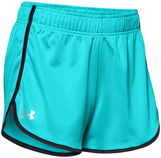 Under Armour Womens UA Tech Mesh 3in Shorts