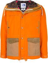 Junya Watanabe Comme Des Garçons Man hooded lightweight jacket