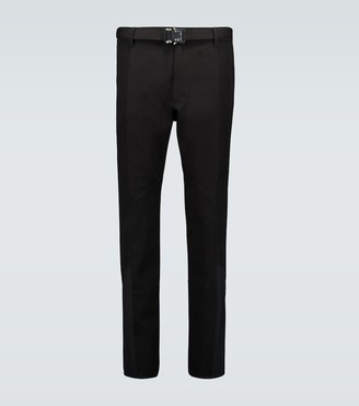 Alyx Rollercoaster buckle riding pants