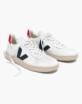 Madewell Veja V-10 Sneakers in Colorblock
