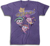 Novelty T-Shirts Fairly Odd Parents Short-Sleeve Tee