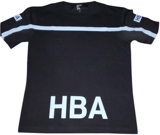 Hood by Air Black Cotton T-shirts