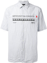 Undercover Improvisation shirt