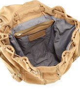 Alexander Wang Marti Convertible Nubuck Backpack, Tan