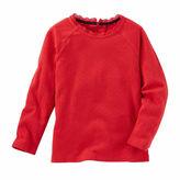 Osh Kosh Oshkosh Girls Long Sleeve T-Shirt-Toddler