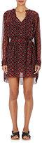 Etoile Isabel Marant Women's Bertha Circle-Print Silk Dress