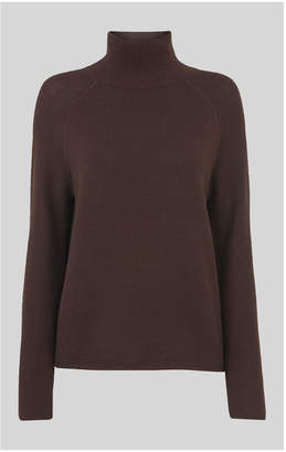 Whistles Phillipa Roll Neck Knit