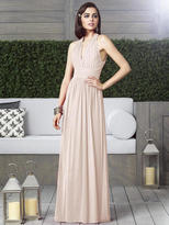 Dessy Collection - 2908 Dress In Blush