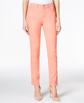 Charter Club Petite Bristol Skinny Ankle Jeans, Created for Macy's