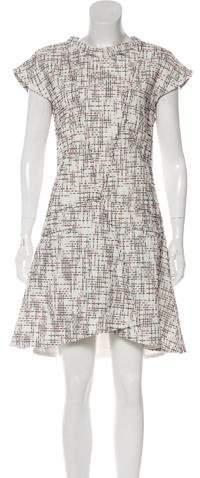 Chanel Tweed A-Line Dress
