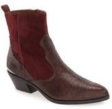 Donald J Pliner Women's 'Jessie' Block Heel Boot