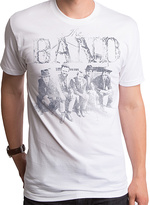 Goodie Two Sleeves White the Band Big House Tee - Men's Regular